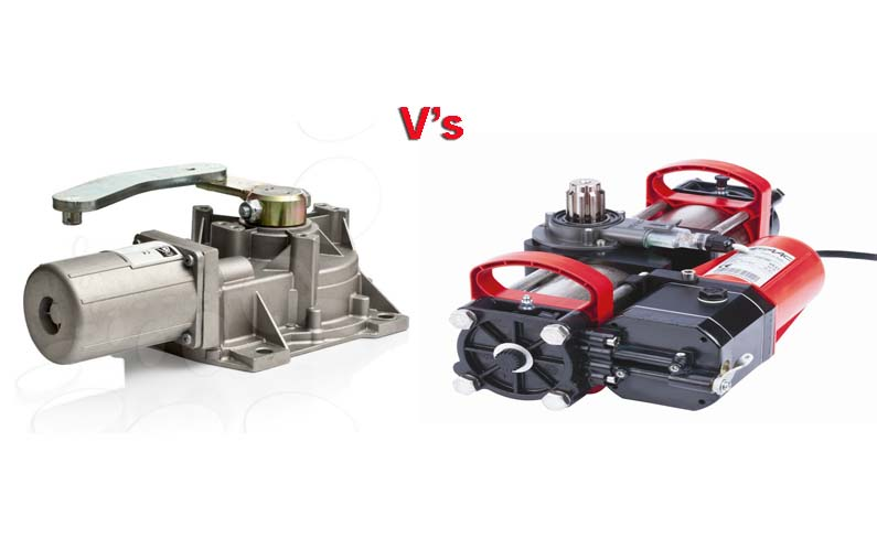 Hydraulic or Electro-mechanical?