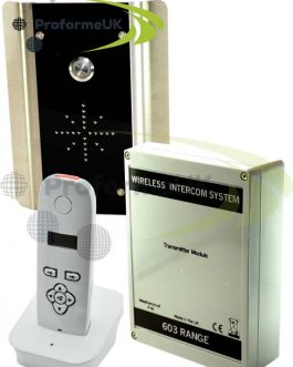 AES 603 DECT Digital Wireless Intercom